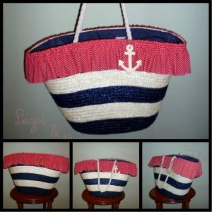 Bolso marinero