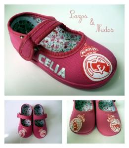 Real Madrid Fucsia Celia
