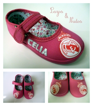 Real Madrid Fucsia Celia