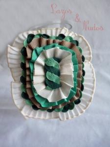 Rectangular plisaito g + piquillos verdes