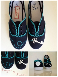 Zapatillas Llave
