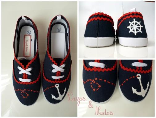 Zapatillas Marineras