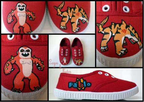 Zapatillas Pablo