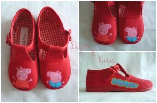 Zapatillas Pedro Luis