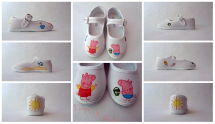 Zapatillas Peppa Playera