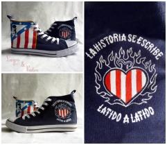 zapatillas Atletico de Madrid