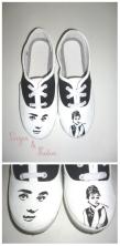 Zapatillas Audrey negras