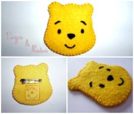 Broche Winnie the Pooh