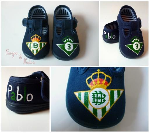 Zapatillas Betis #3