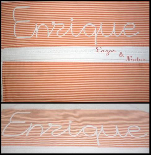 Toalla Enrique