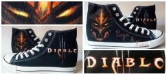 Zapatillas Diablo 3