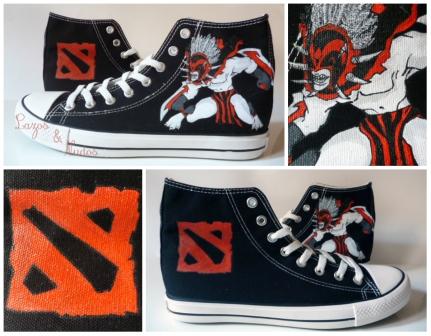 Zapatillas DotA 2