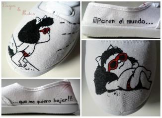 Zapatillas Mafalda (2)