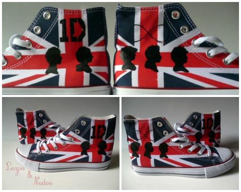 Zapatillas One Direction (2)