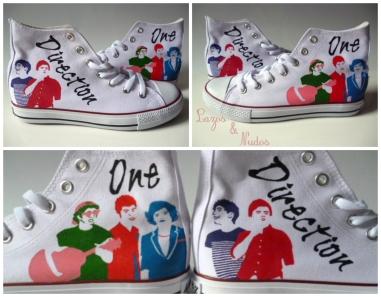 Zapatillas One Direction