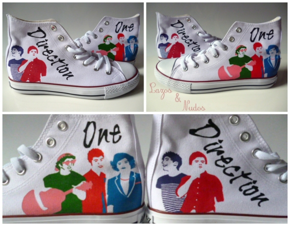 Zapatillas One Direction