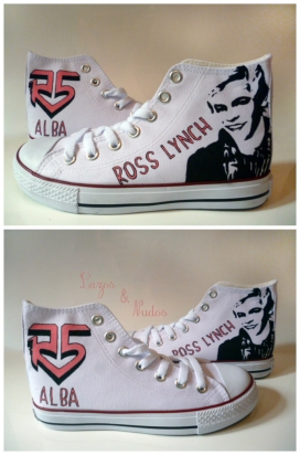 Zapatillas Ross Lynch