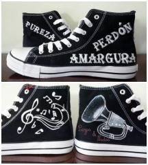 Zapatillas Amargura
