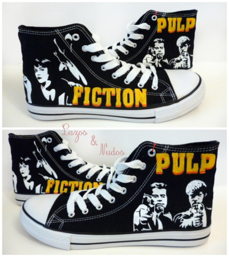 Zapatillas Pulp Fiction