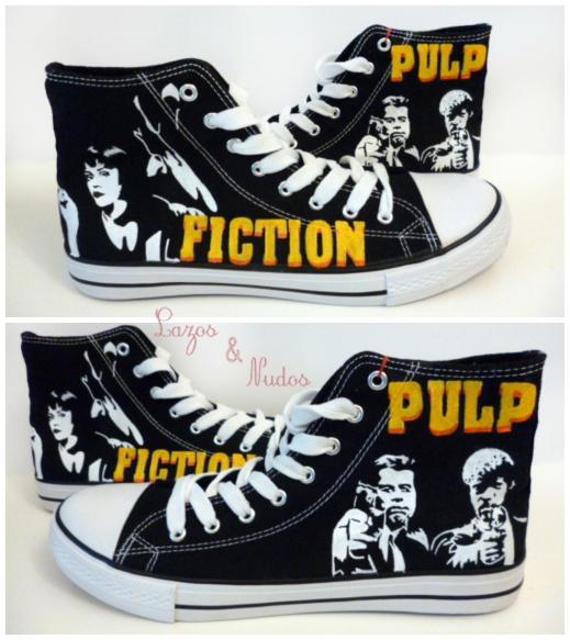 Zapatillas Pulp Fiction