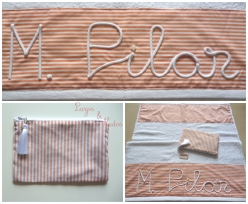 Toalla M. Pilar