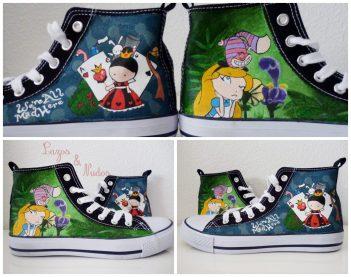 Zap. Alice in Wonderland