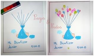 Cuadro Bautizo