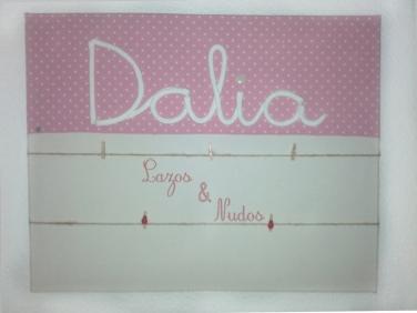 Cuadro Dalia