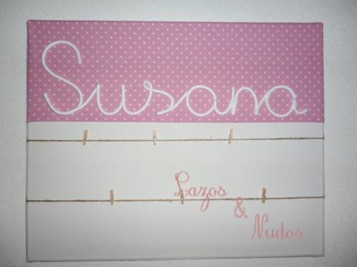 Cuadro Susana