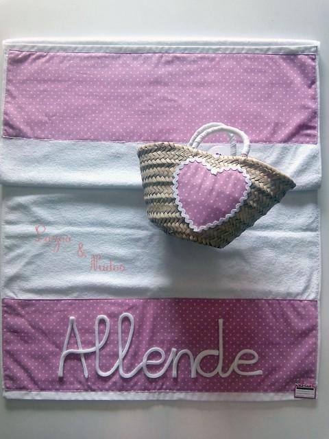 Toalla + Cesta Allende