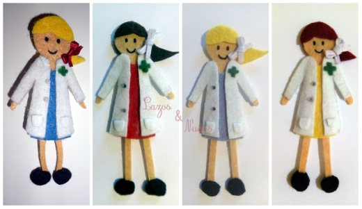 Broches Farmaceuticas